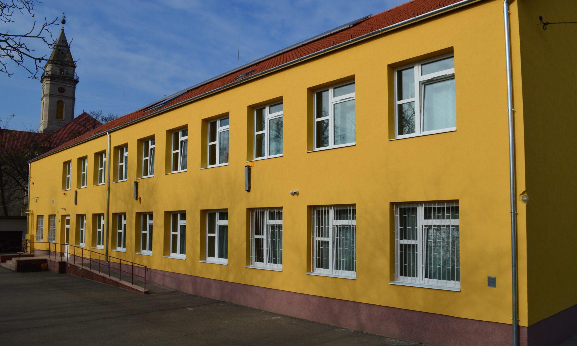 Szikszai György Református Óvoda és Általános Iskola